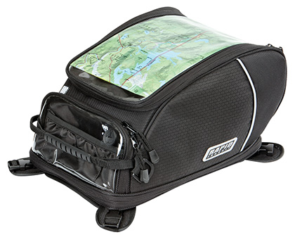 Commuter Expandable Tank Bag Hook Mount Kit