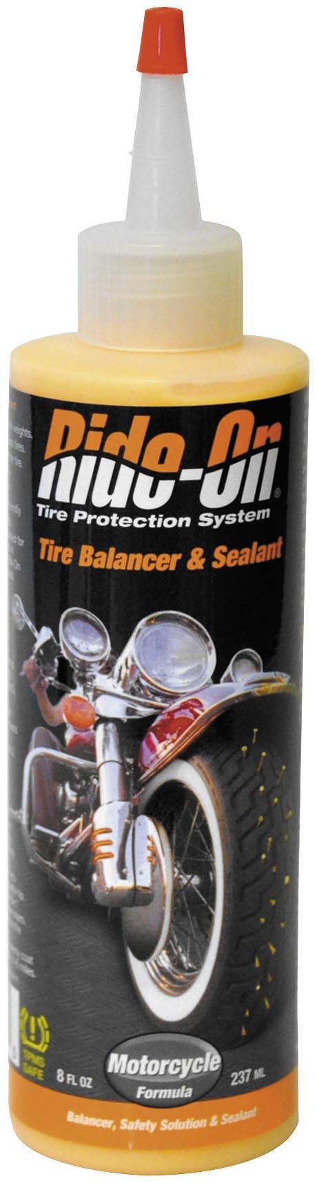 Tire Balancer and Sealant