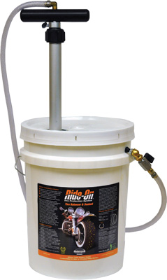 5gal. Pail Hand Pump with Meter