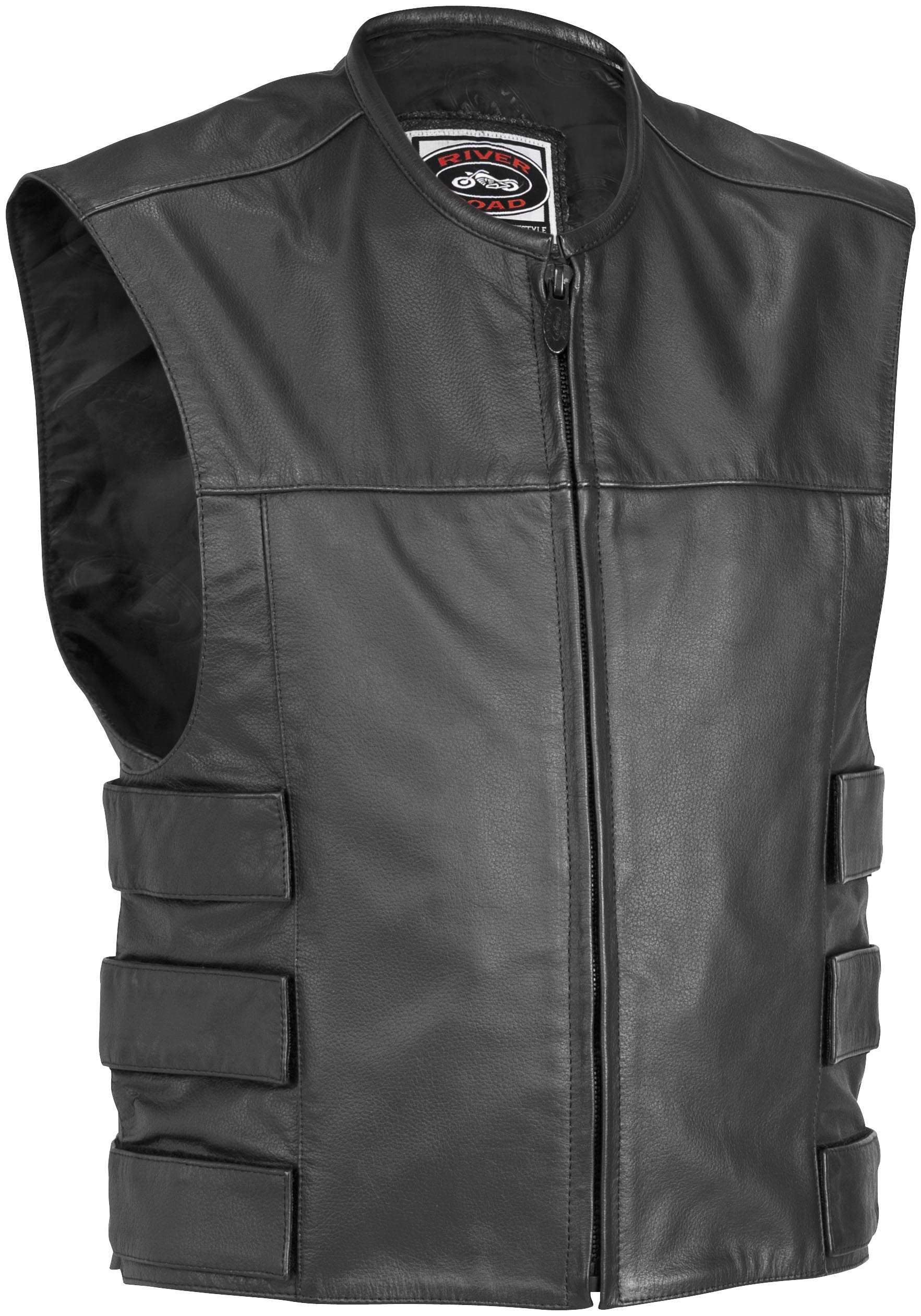 Harrier Tac Leather Vest