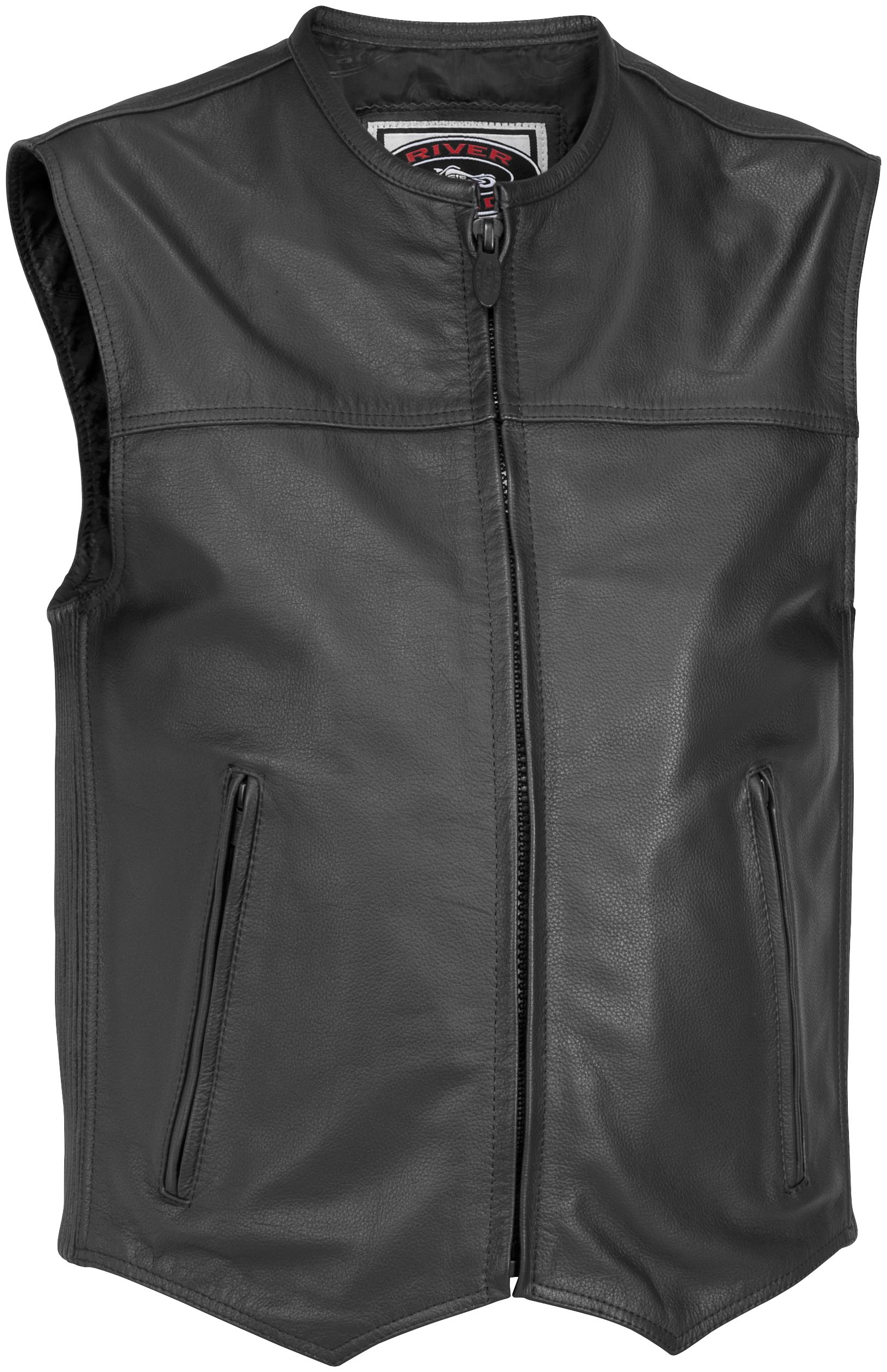 Brute Leather Vest