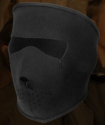 Full Neoprene Face Mask