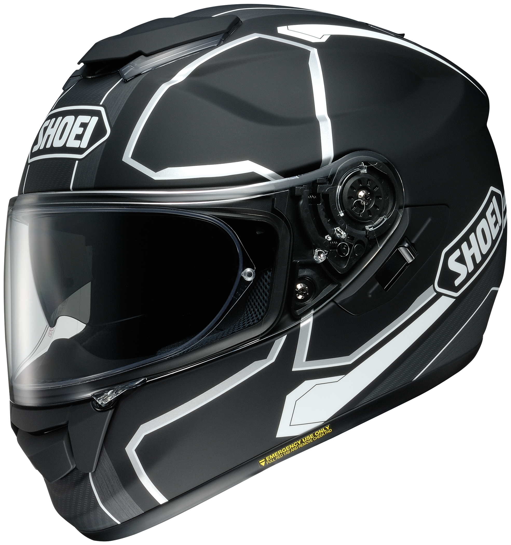 shoei gt air pendulum graphic full face helmets ebay. Black Bedroom Furniture Sets. Home Design Ideas