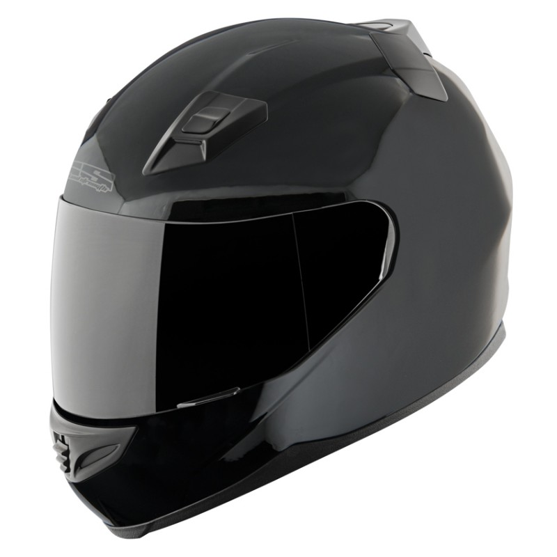 SS1200 Solid Full Face Helmet
