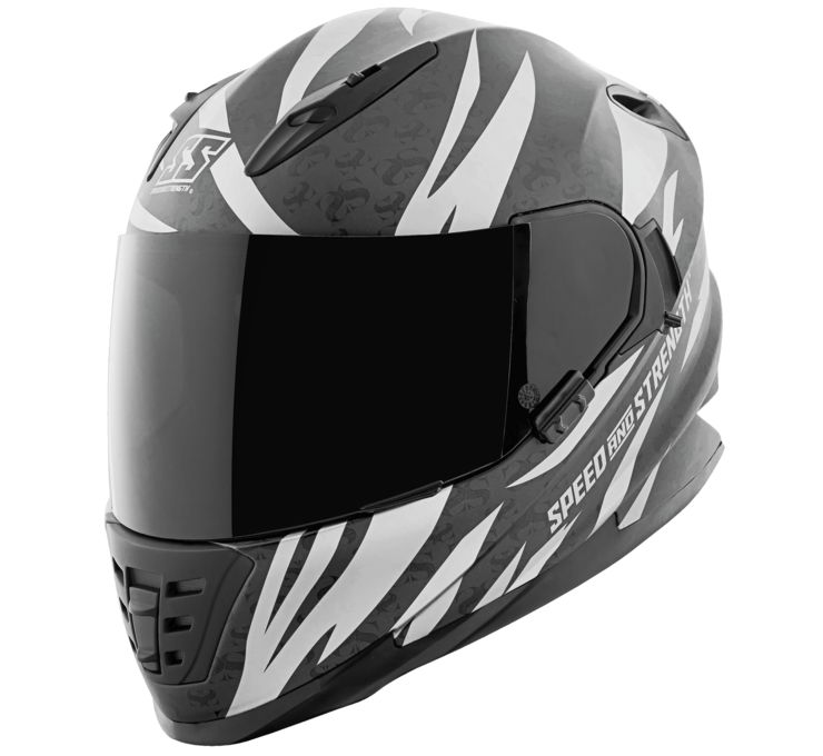 SS1600 Cat Outa Hell Helmet