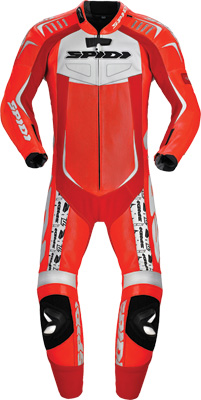 Track Wind Replica Leather Suit