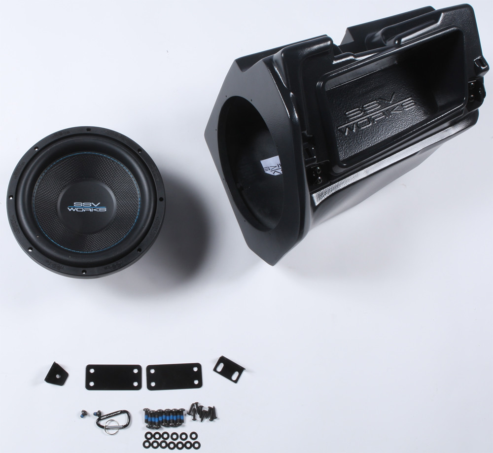 "10"" Glove Box Subwoofer"