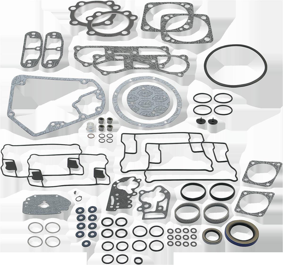 S/&S Cycle Complete Engine Rebuild Gasket Kit 106-0964