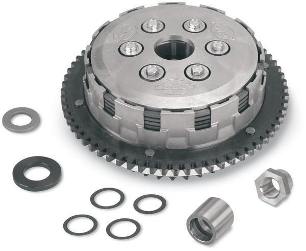 High Performance Mechanical-Actuation Clutch