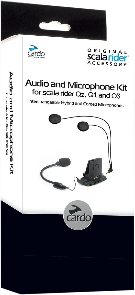 Q1/Q3/Qz Audio Kit