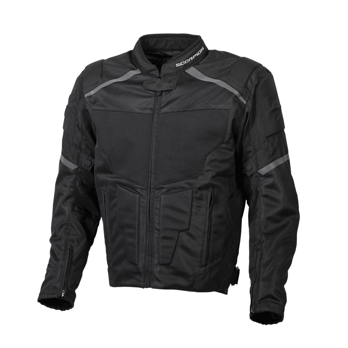 Scorpion Influx Mesh Street Bike Motorcycle Jacket Choose ...