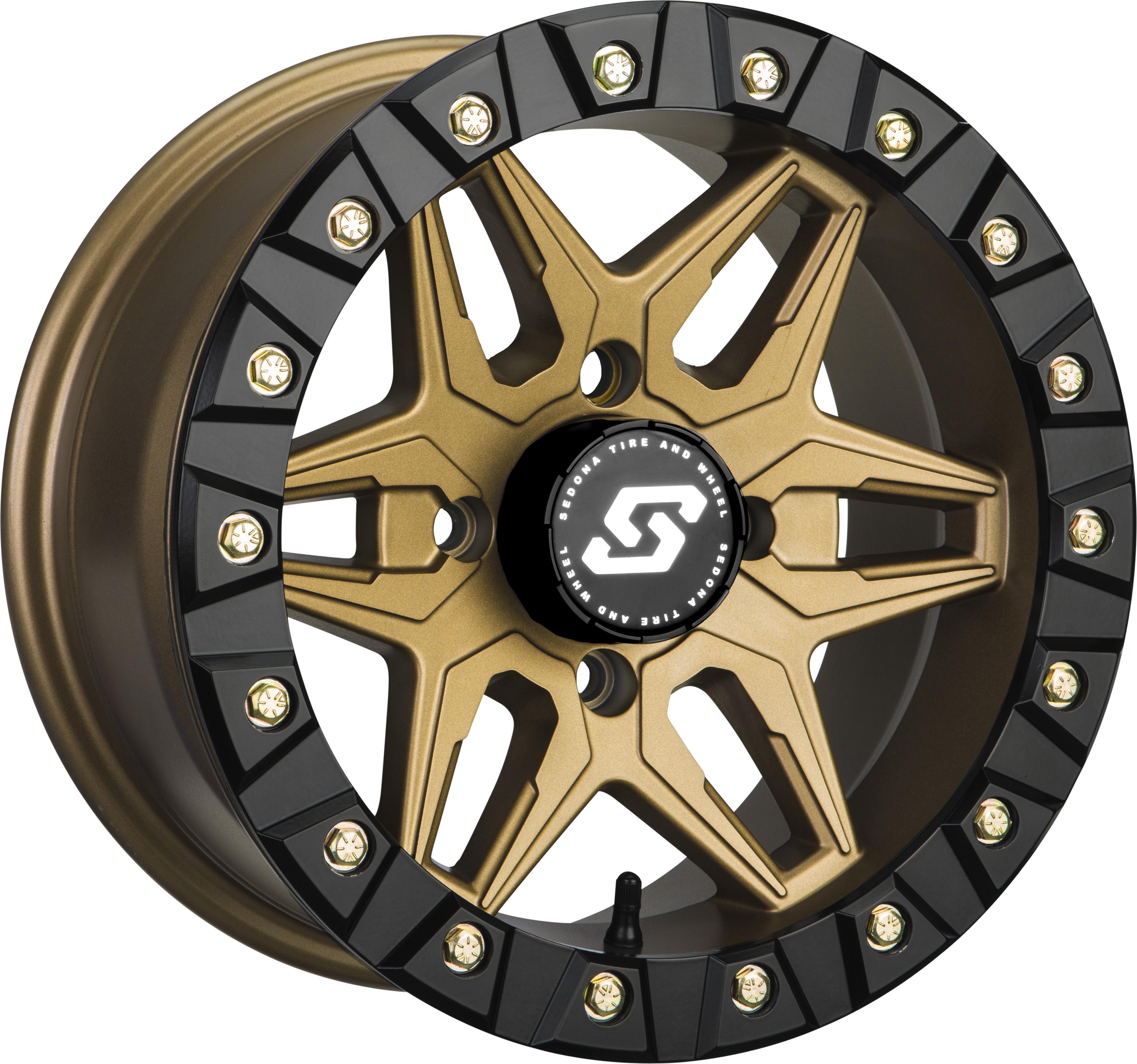 Split 6 Beadlock Wheel