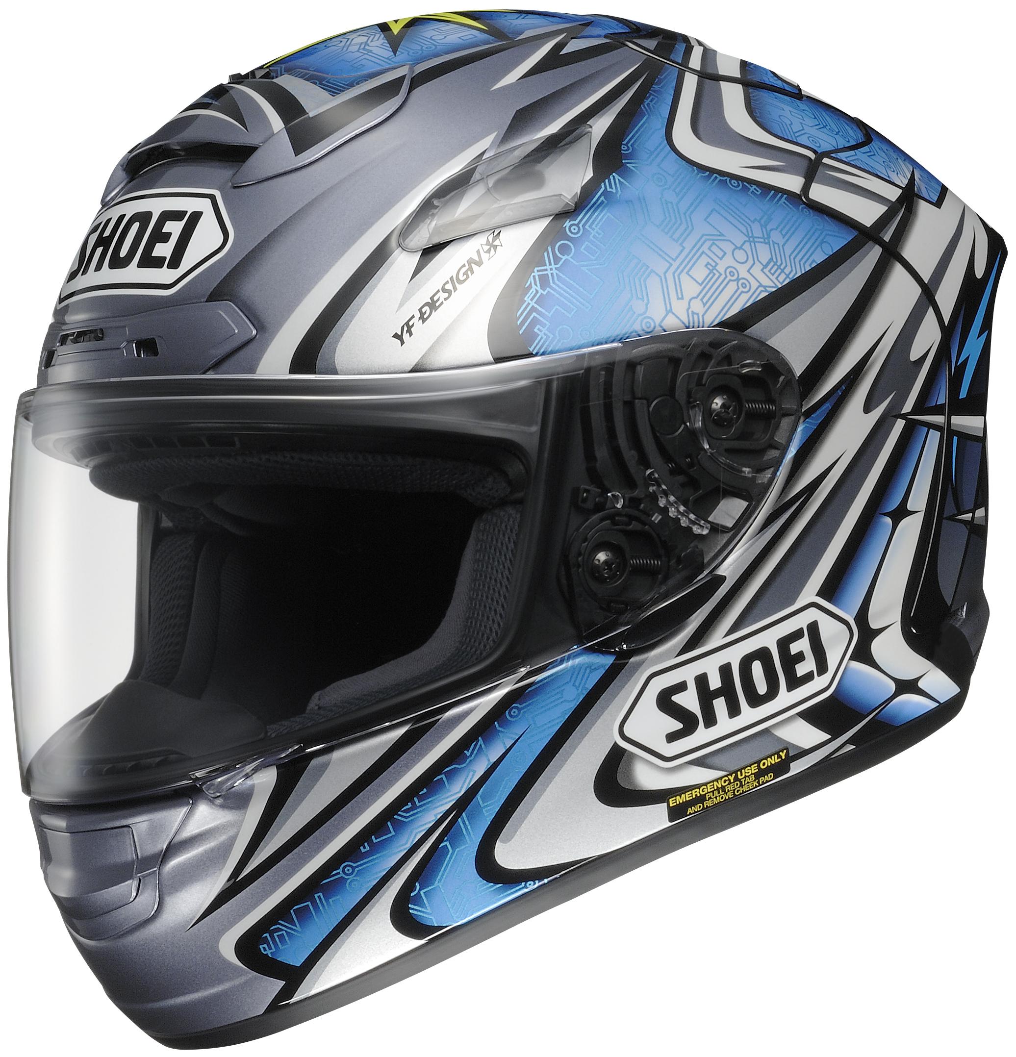 X-12 Daijiro Kato Memorial Helmet