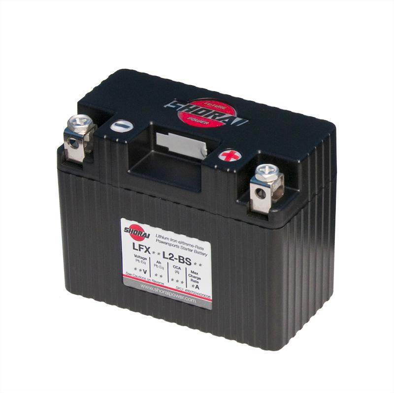 Lithium Iron Extreme-Rate Battery