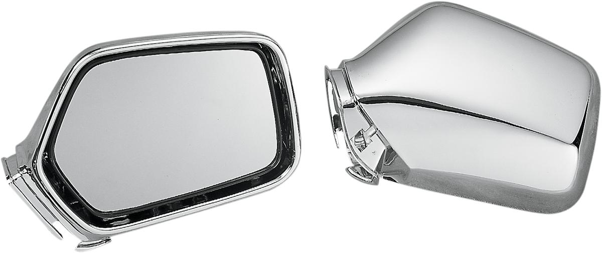 Show Chrome Accessories 2-445 Chrome Mirror Unit For Honda GL1500 Goldwing