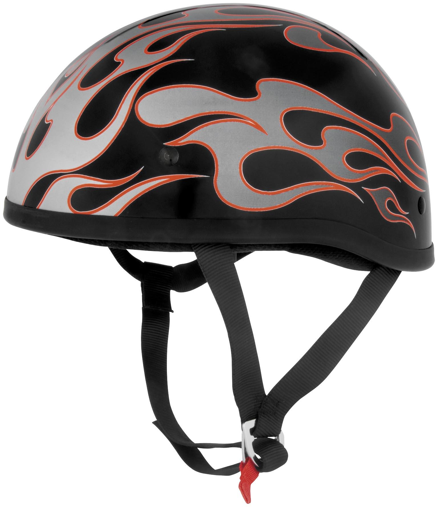 Original Flames Graphics Helmet