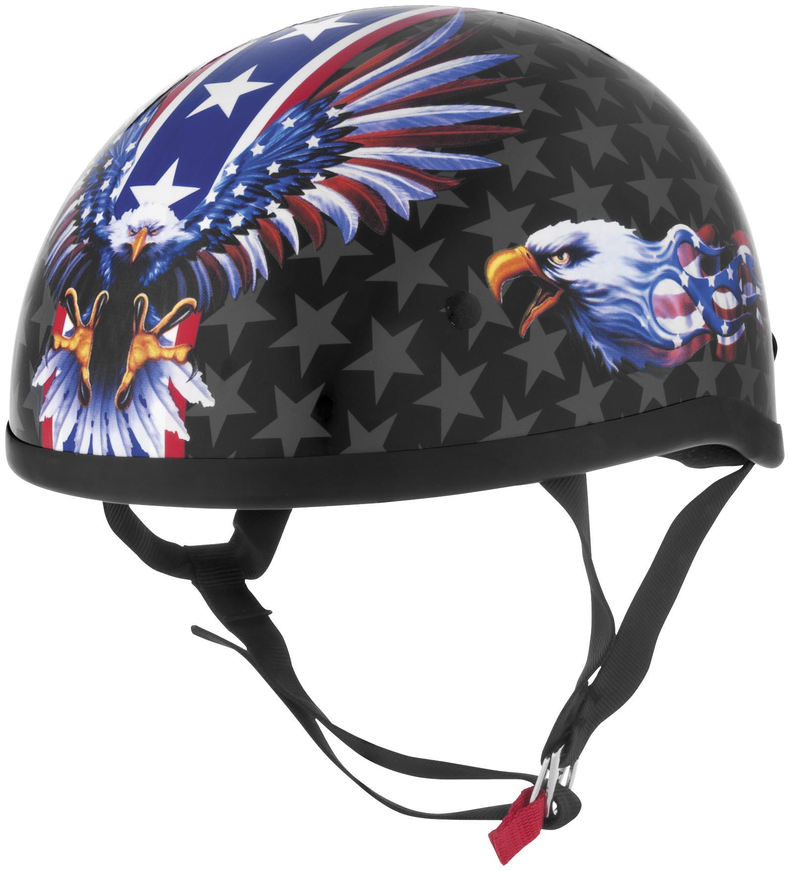 Original US Flame Graphics Helmet