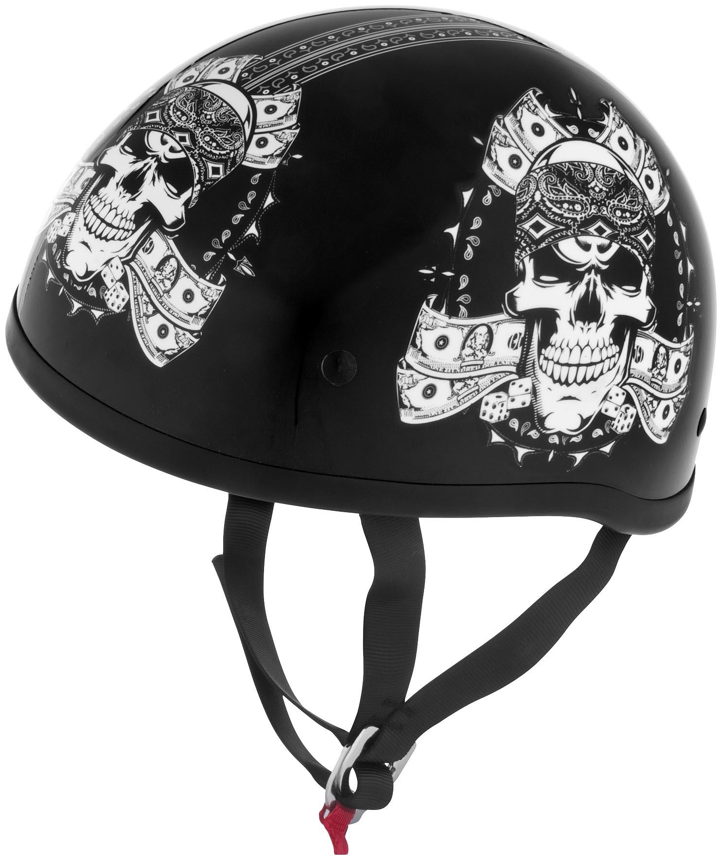 Original Thug Skull Helmet