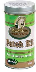 Classic Rubber Repair Patch Kit