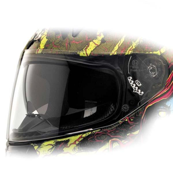 Faceshield for Tracker Helmet