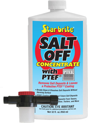 Salt Off Concentrate with Mixer