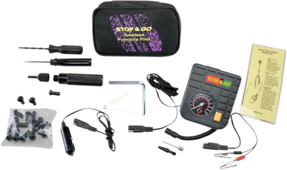 Tubeless Puncture Pilot Kit