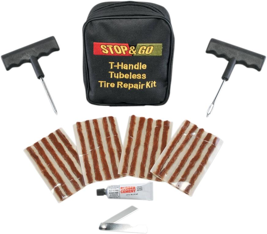 T-Handle Tubeless Tire Repair Kit