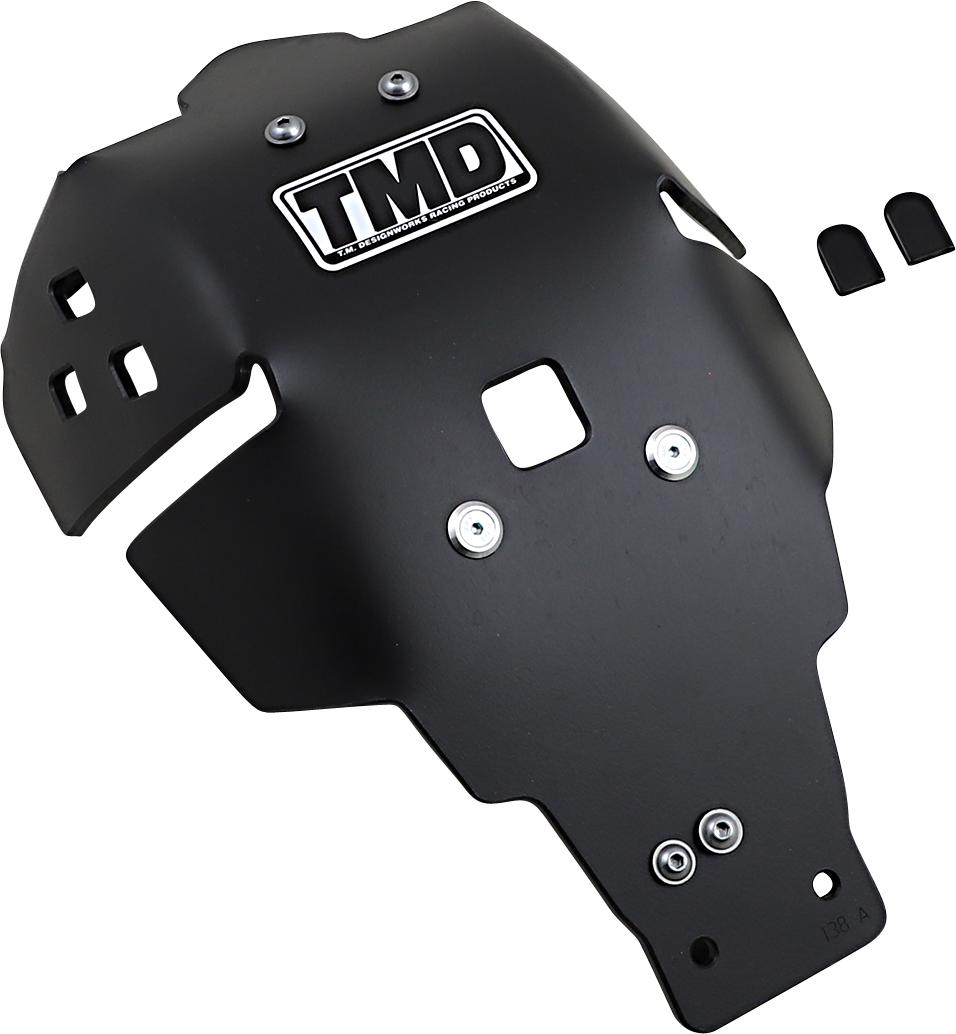T.M Black Designworks SUMC-400-BK Skid Plate