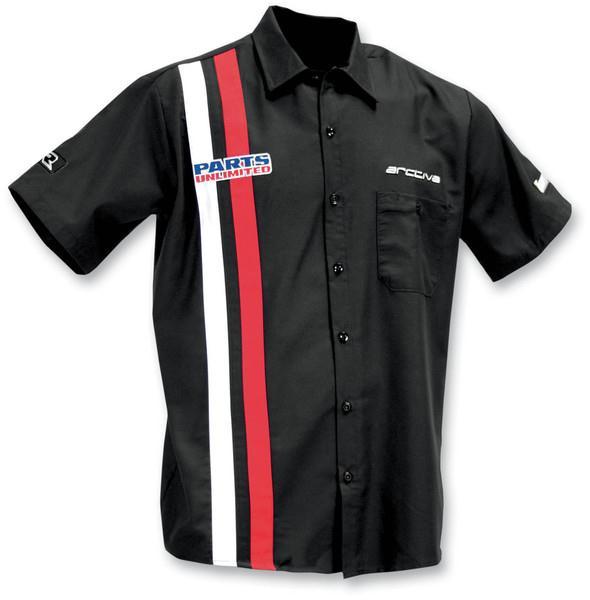 Parts Unlimited Snow Retro Shop Shirt