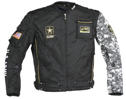 Alpha Textile Jacket