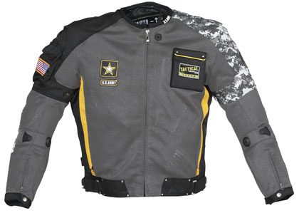 Camo Delta Textile Jacket