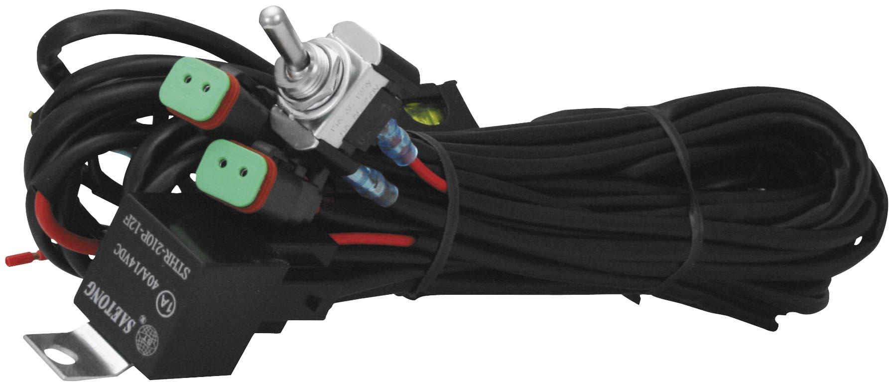 [SCHEMATICS_4ER]  8BF3B Vision X Light Wiring Diagram | Wiring Library | Vision X Wiring Harness Diagram |  | Wiring Library