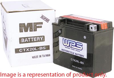 Maintenence Free Sealed Battery
