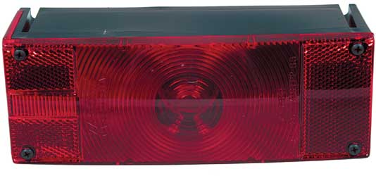 Taillight Lens Rearside Set