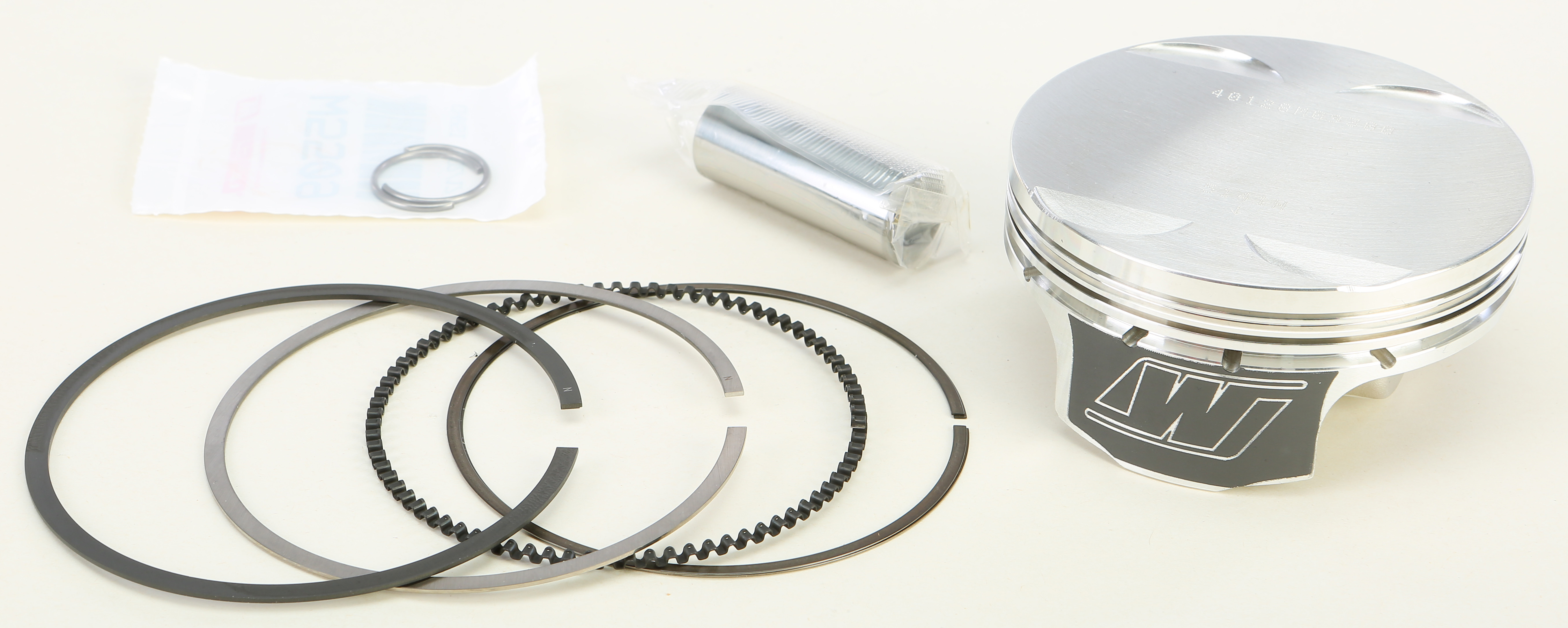 Wiseco PK1096 67.75 mm 2-Stroke ATV Piston Kit with Top-End Gasket Kit