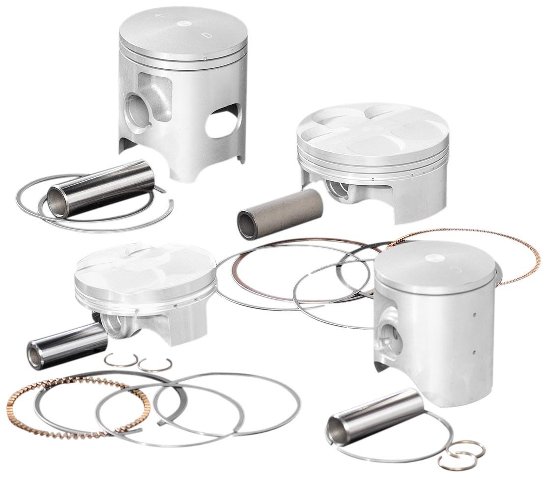 4835M09500 Wiseco Standard Bore 95.00mm Piston Kit 12.4:1 Compression