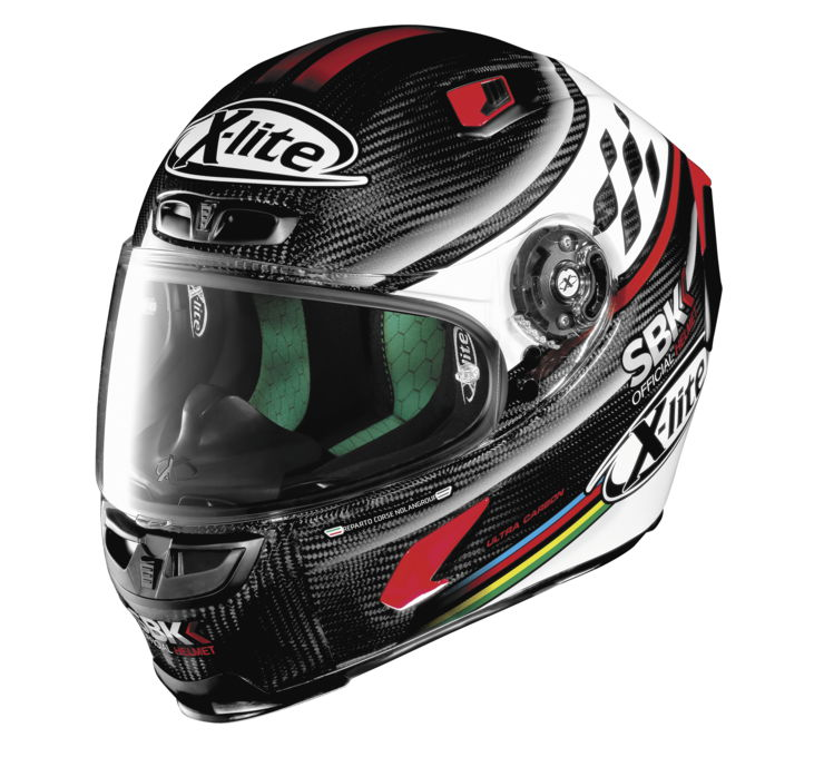 X-803 Superbike Replica Helmet