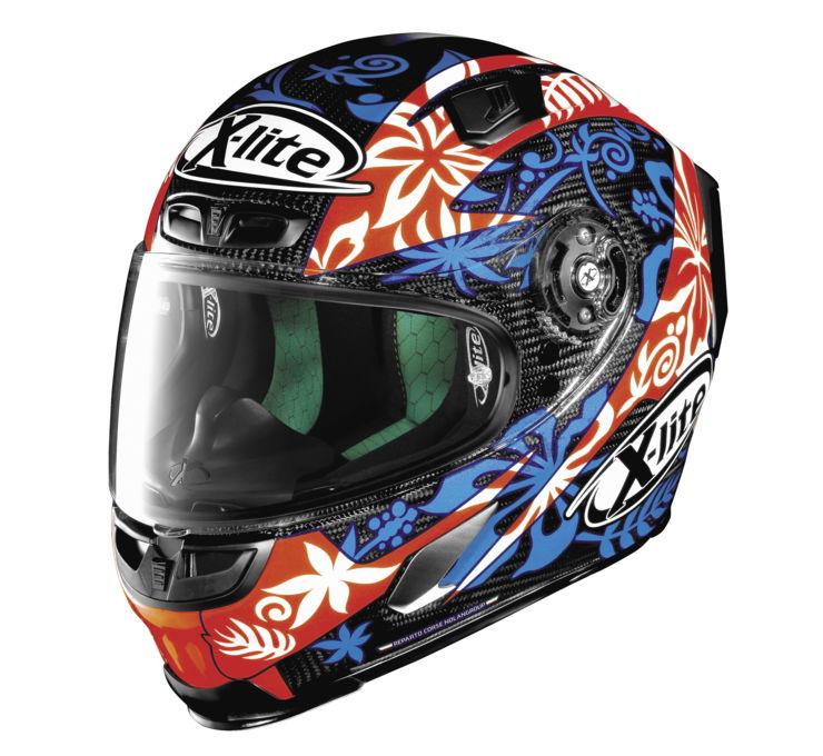 X-803 Petrucci Replica Helmet