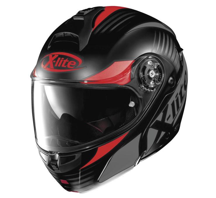 X-1004 XCom Nordhelle Helmets