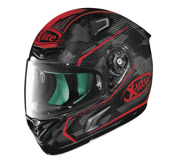 X-Lite X-802RR Marquetry Helmet