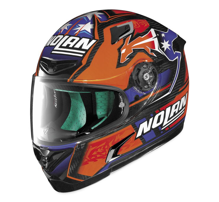 X-Lite X-802RR Nolan Stoner Replica Helmet
