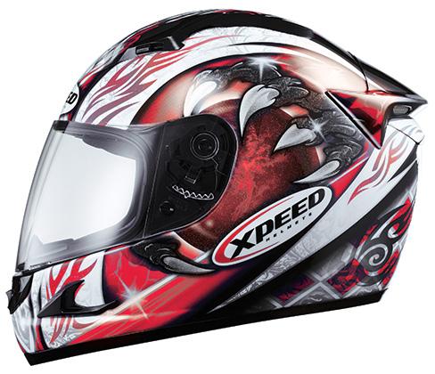 XF708 Eclipse Full Face Helmet