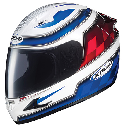 XF708 Chaser Full Face Helmet