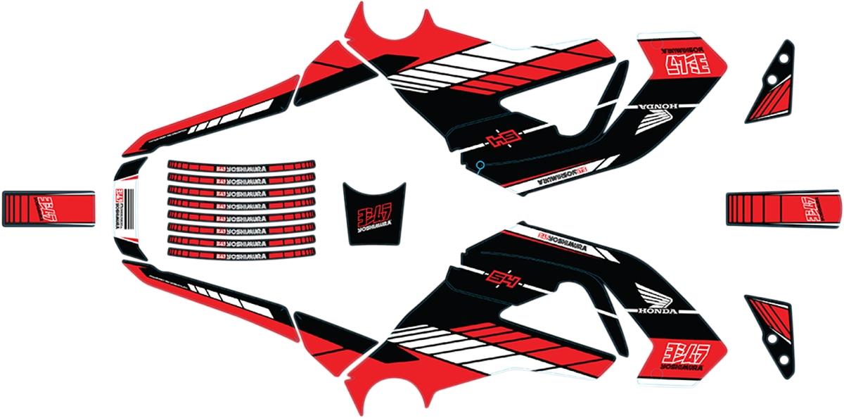 Graphics Kit - Black