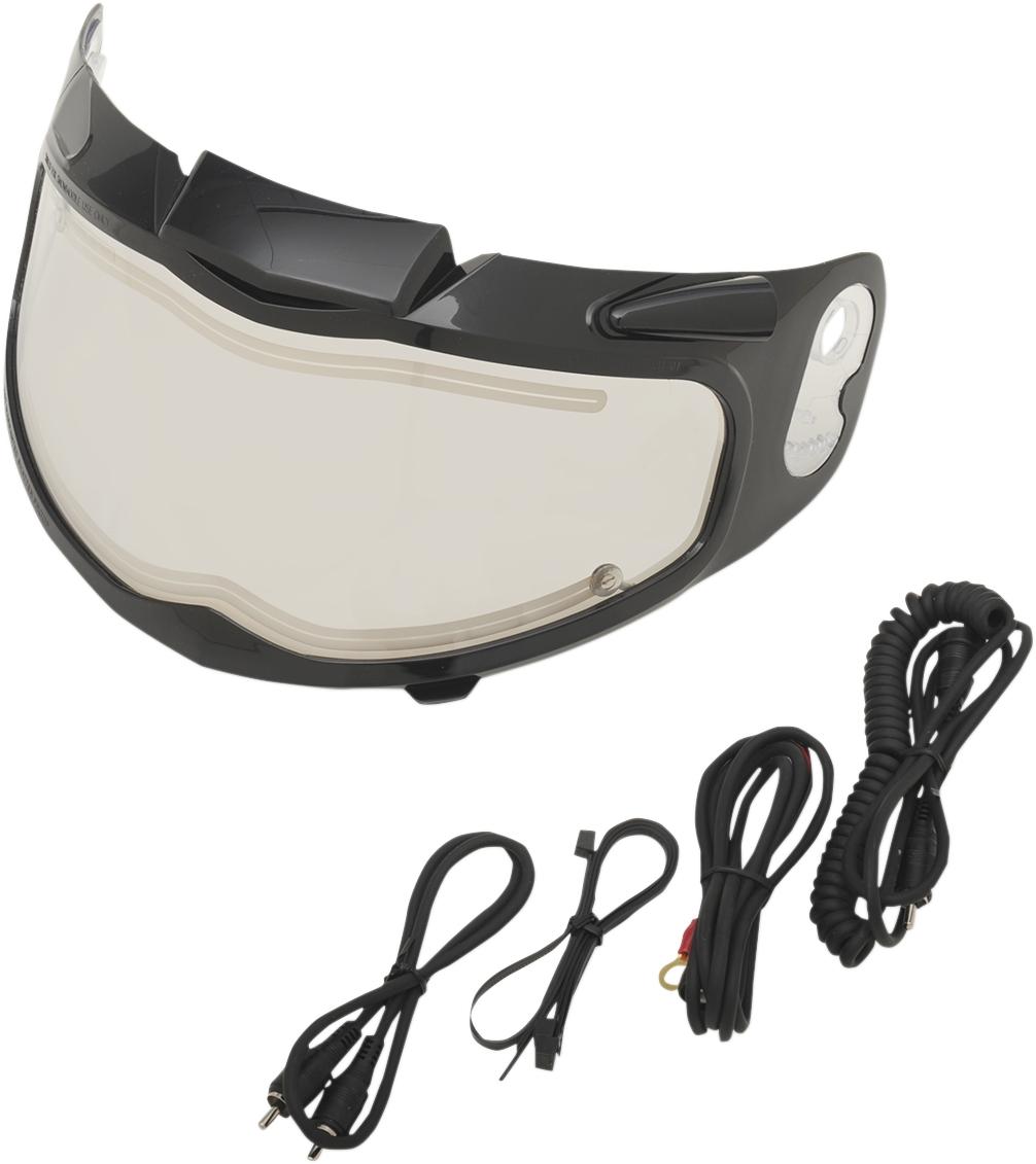 Z1R 0130-0083 Helmet Electric Shield Smoke