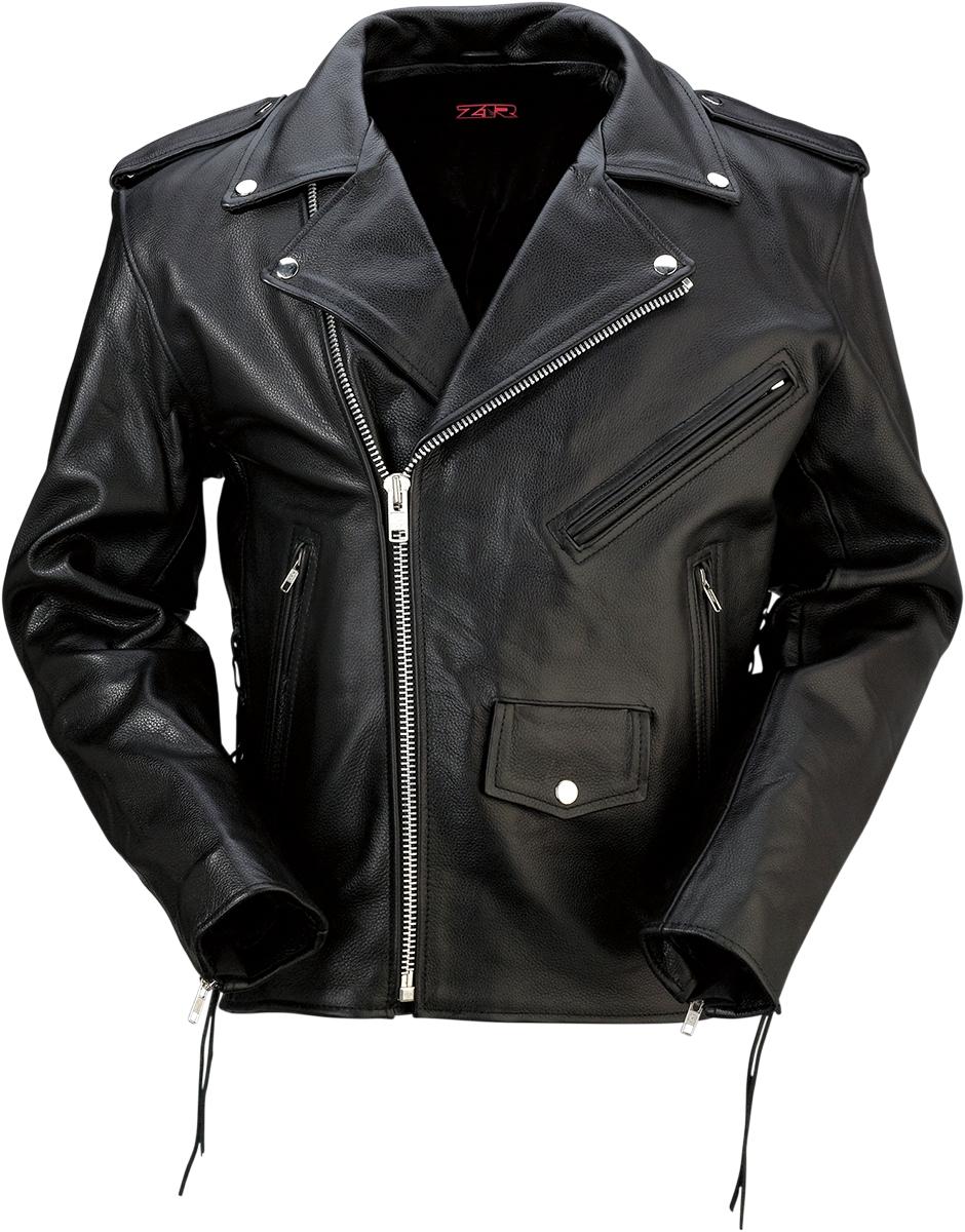 Women's 9mm Leather Jacket