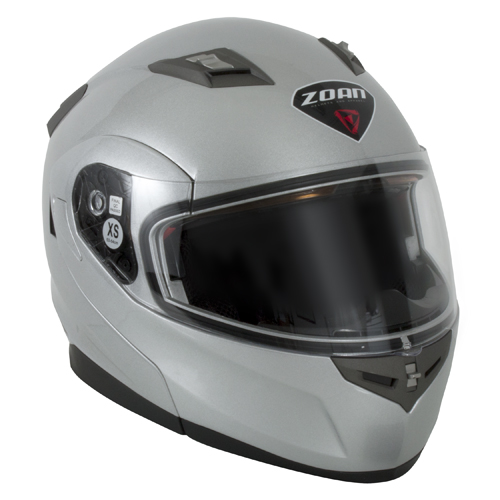 4.1 Flux Solid Color Helmet