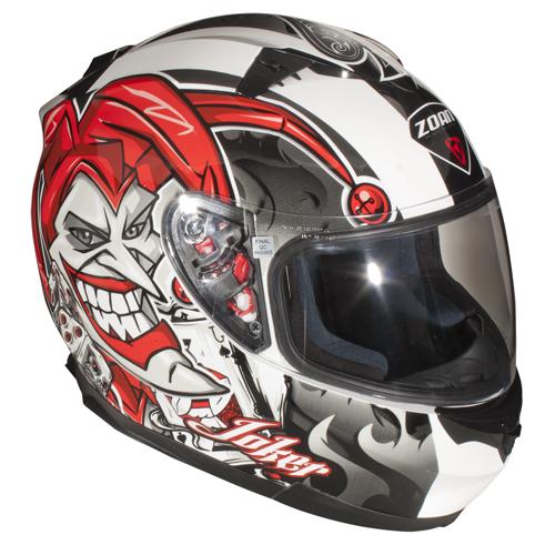 Blade SV Street Joker Helmet