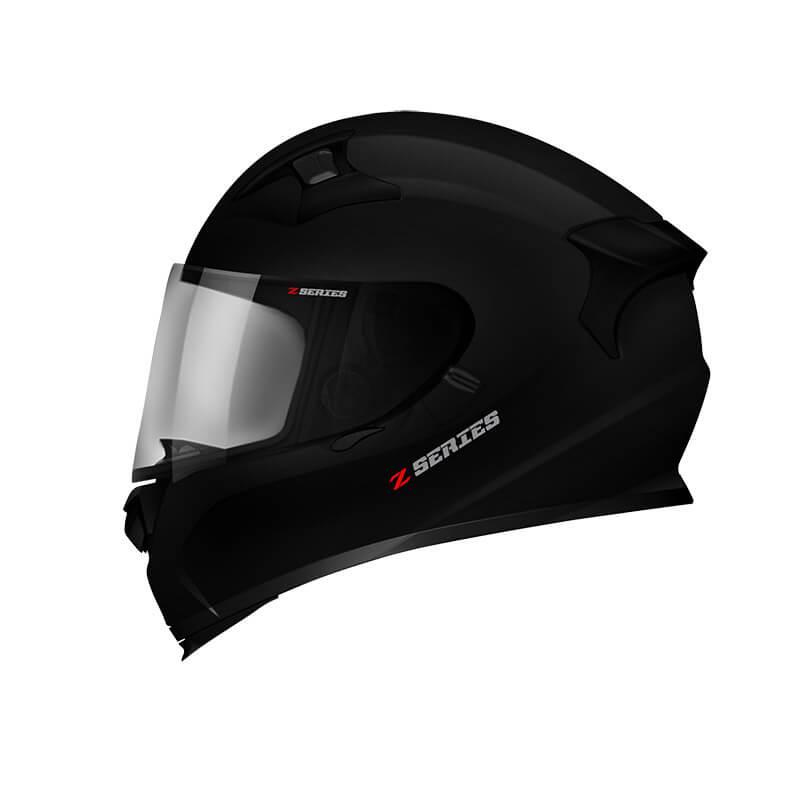 Z-FF50 Solid Street Full Face Helmet