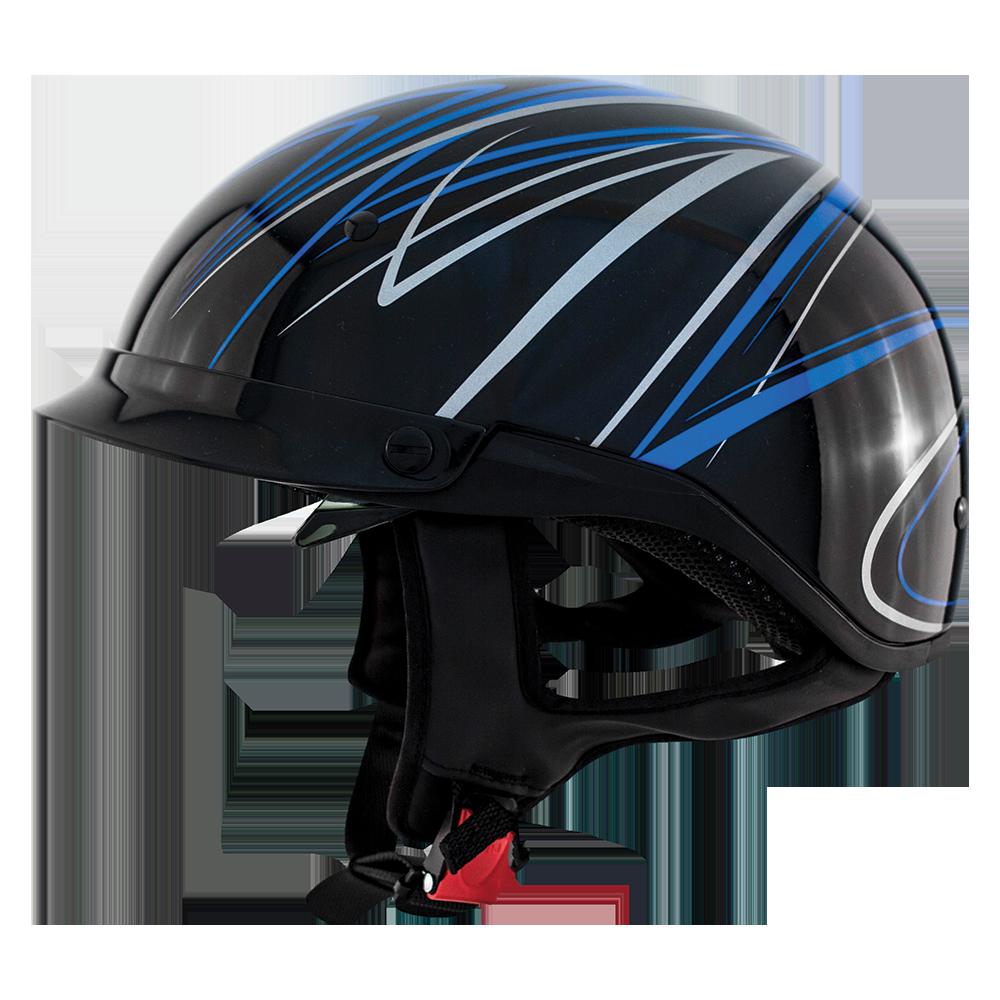 Roadster DDV Freehand Street Half Helmet